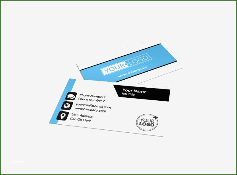 Ideal Personal Business Cards Template